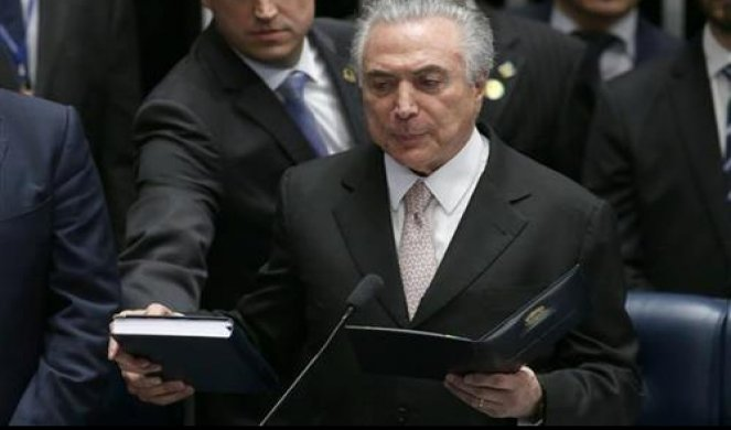 PREOKRET U BRAZILU?! Sudija naložio da se bivši predsednik Temer pusti iz pritvora