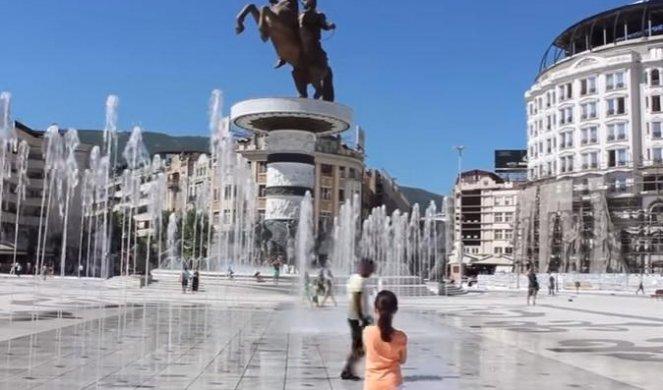 Aleksandar Makedonski Ne Ide Za Grcku Hoce Li Skoplje Spomenik
