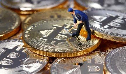 POMAMA ZA KRIPTOVALUTAMA! Bitkoin dostigao rekordnu cenu, u igri i veliki investitori