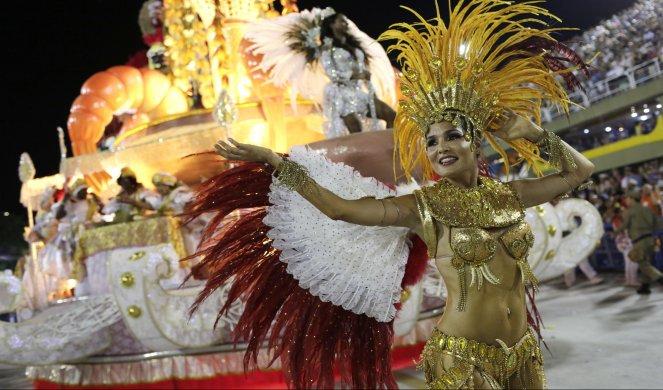 NIŠTA OD EGZOTIČNIH PLESAČICA! Čuveni karneval u Riju otkazan zbog pandemije korone!