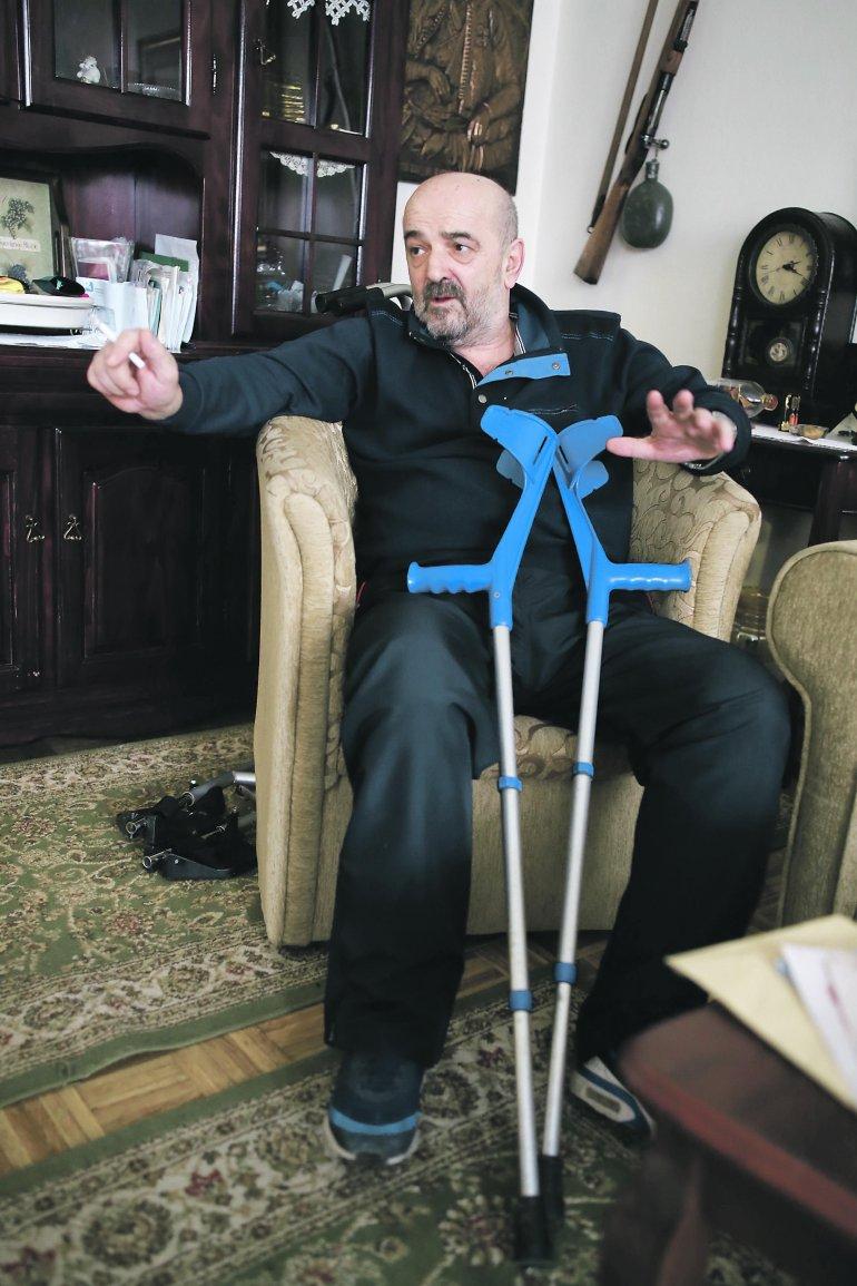 NATO JE NAJVEĆE ZLO! Ratko Bulatović, žrtva bombardovanja kaže: Oni su  1999. NAMERNO UBIJALI CIVILE U SRBIJI! - Informer