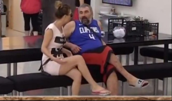 Teretana seks video