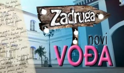 ON JE NOVI VOĐA! Mića SMENJEN, a sada je on STRAH I TREPET za sve zadrugare! (VIDEO)