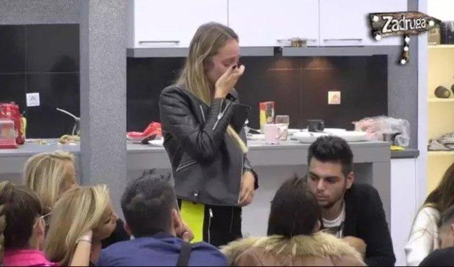 (VIDEO) LUNA SE GUŠILA U SUZAMA, NIJE MOGLA DA SE SMIRI! Saznala veliku istinu o njoj i Slobi! Pušten snimak njegove PREVARE!