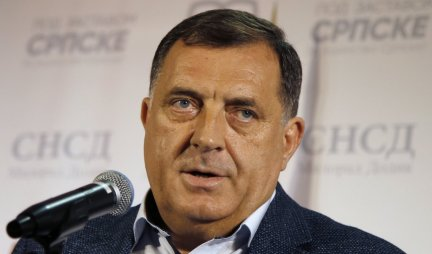 GOODBYE BiH, WELCOME RS-EXIT! Dodik: Srpski narod nema šansu u Federaciji! (VIDEO)