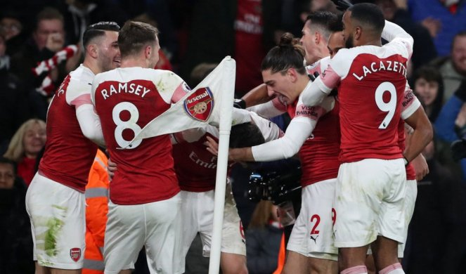 (VIDEO) TOP RAZNEO ČELSI! Arsenal je najjači u Londonu