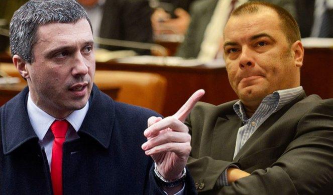 """GORAN JEŠIĆ URNISAO BOŠKIĆA I NJEGOV PREDLOG O """"VLADI STRUČNJAKA"""": Pa kako ćemo kad Žika Obretković nije dostupan? MOŽDA MOŽE TOM BREJDI!"""