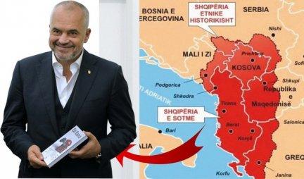 MAKEDONIJO, IMA LI TE?! ALBANCI PRISVOJILI I KANJON LEŠNICE, BUGARI OTIMAJU ISTORIJU, NE DAJU U EU! Na udaru su i Srbija i njena istorija ... OVO SE MORA ZAUSTAVITI!