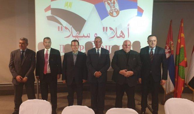 (FOTO) PALMA UGOSTIO PRIVREDNU DELEGACIJU IZ EGIPTA: Da Srbija izvozi više proizvoda u našu prijateljsku zemlju!