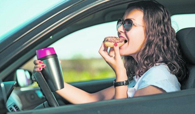KO JEDE ZA VOLANOM PLATIĆE 3.000 DINARA! Nove kazne u Zakonu o saobraćaju