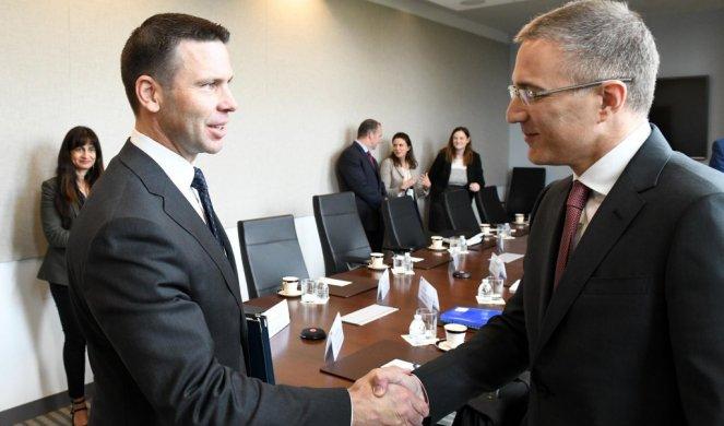 (FOTO) STEFANOVIĆ I MEKALINEN U VAŠINGTONU o unapređenju policijske saradnje Srbije i SAD!