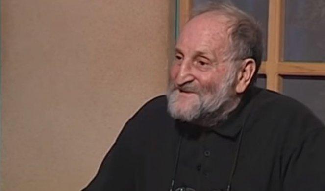 Preminuo Poznati Srpski Arhitekta Predrag Peđa Ristic Informer