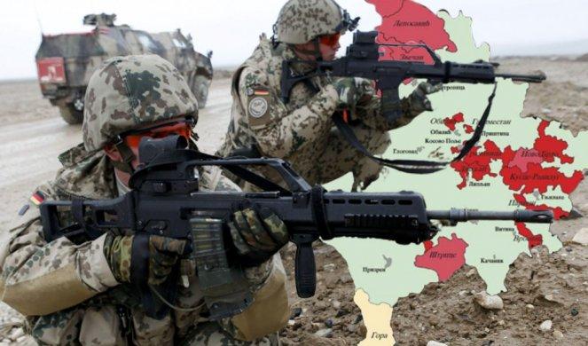 Crnogorci, Makedonci, Hrvati i Bugari sa kosovskim Albancima vežbaju za rat protiv Srbije - NATO nam radi o glavi