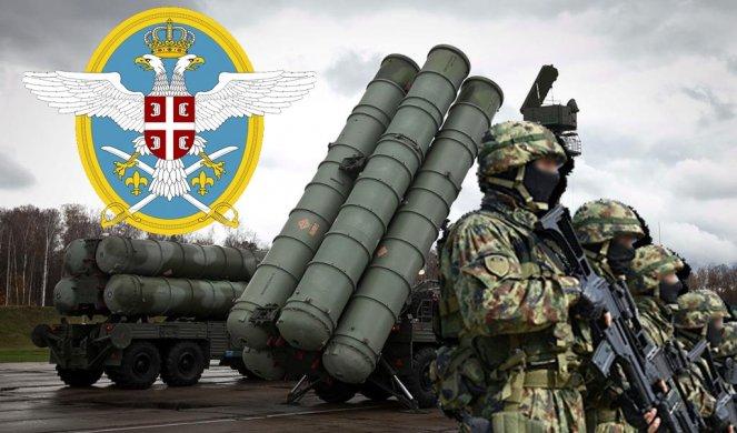 (VIDEO) UZBUNA U NATO! Da li ovo znači da će Vojska Srbije dobiti S-400?! NAŠI RAKETAŠI KORISTIĆE S-400, PANCIR-S na vežbi protivvazdušne odbrane Rusije i Srbije!