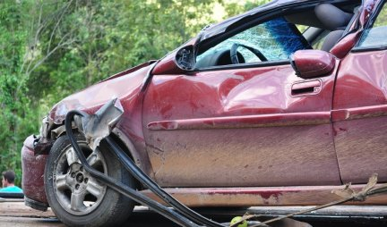 NO ONE SURVIVED IN A SERIOUS ACCIDENT NEAR POŽEGA!  After a fierce head-on collision, both drivers were killed, HERE'S WHAT HAPPENED