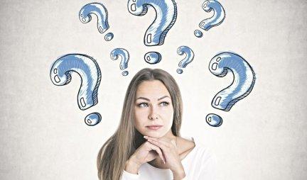 ZANIMLJIV TEST LIČNOSTI OD SAMO TRI PITANJA! Pažljivo ih PROČITAJTE i saznajte nešto što o sebi NISTE znali!
