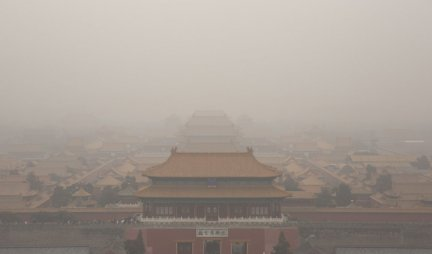 (PHOTO GALLERY) BEIJING, GHOST CITY!  The streets of the Chinese capital are ALMOST deserted because of the coronavirus!