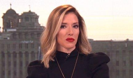 TANKE OBRVE I DRUGAČIJA FRIZURA! Ovako je Jovana Joksimović izgledala u MLADOSTI - jedna stvar je ostala ISTA i PREPOZNATLJIVA! (FOTO)
