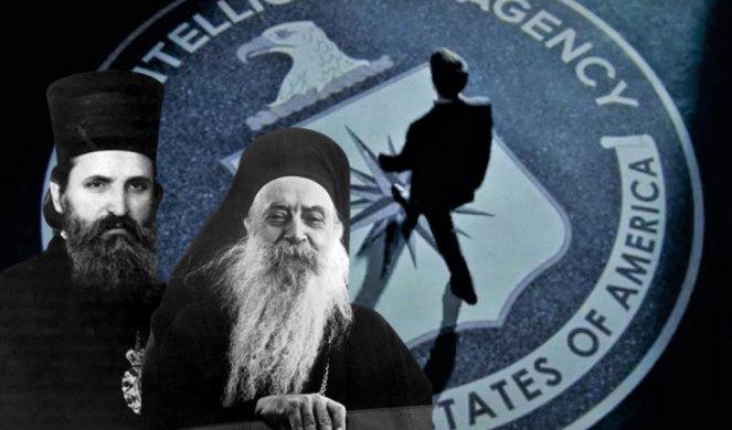 ŠOK IZ TAJNIH DOKUMENATA AMERIČKE TAJNE SLUŽBE! Vaseljenski patrijarh Atinagora i srpski episkop Dionisije sarađivali sa CIA tokom Drugog svetskog rata?!