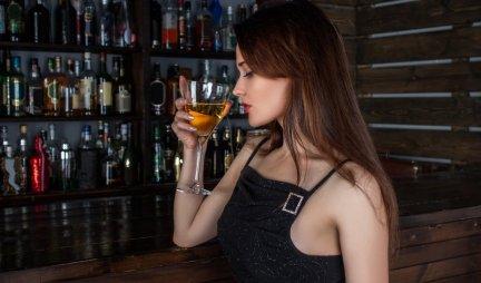 Ako piješ ova ALKOHOLNA PIĆA nećeš se UGOJITI! Lista je kratka, saznaj i šta NIKAKO DA NE NARUČUJEŠ U BAROVIMA!