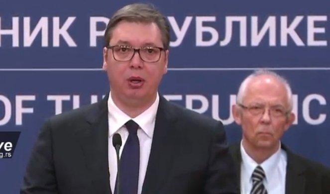 (UŽIVO) PREDSEDNIK VUČIĆ: Proglašava se VANREDNO STANJE na teritoriji CELE REPUBLIKE SRBIJE!