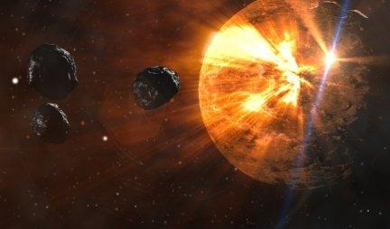 NASA IZDALA UPOZORENJE! 6. juna Zemlja u potencijalnoj opasnosti!