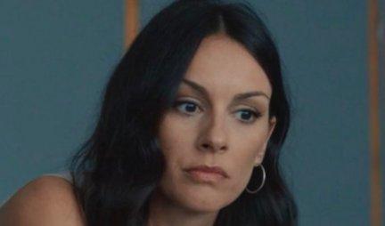 SLOBODA SE TESTIRALA NA KORONU?! Kolega sa kojim je snimala je ZARAŽEN - glumica se oglasila i rekla...