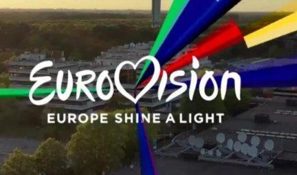 OVAJ DEO BEOGRADA JE VIDEO CEO SVET! Među prvim kadrovima na Evroviziji bila je PRAZNA PRESTONICA Srbije! (FOTO)