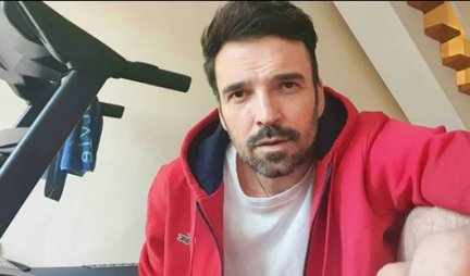IVAN BOSILJČIĆ OTPUTOVAO NA HILANDAR! Glumac podelio fotografije od kojih zastaje dah! /FOTO/