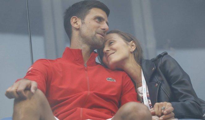 """OGLASILA SE JELENA ĐOKOVIĆ nakon što je Novak ispisao istoriju """"belog  sporta""""! /FOTO/ - Informer"""