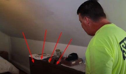 PALA MU VILICA! Lopov PROVALIO u kuću - NIJE HTEO DA KRADE, već je ostavio OVO! Pamtiće SCENU CELOG ŽIVOTA! (VIDEO)