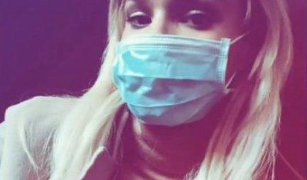 LENA SE OGLASILA IZ BOLNICE! Pevačica hospitalizovana zbog KORONE - otkrila kako se OSEĆA! Teško je, čuje se zvuk sa INTEZIVNE NEGE... Uputila javni APEL!
