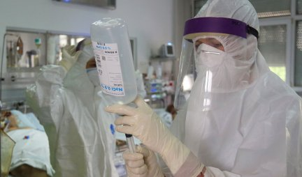 OF 2,000 INFECTED, 20 WILL DEFINITELY DIE Dramatic warning from doctors from Nis