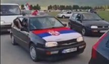 MILO, VIDIŠ LI OVO? U LITIJI 400 AUTOMOBILA! Protestna kolona od Berana do Andrijevice (VIDEO)