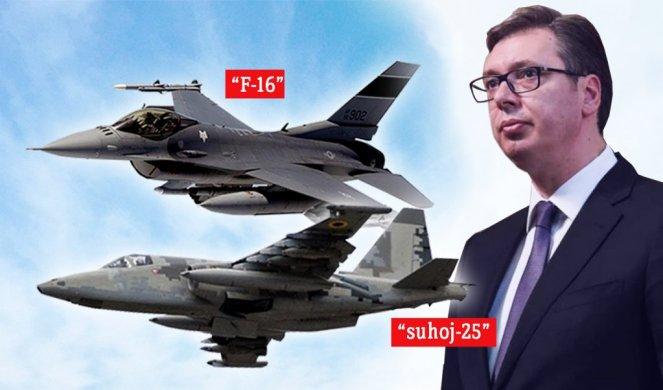 EKSKLUZIVNO OTKRIVAMO! VUČIĆEVA BOMBA! Srbija nabavlja 20 bombardera! STIŽE NOVO POJAČANJE ZA NAŠU VOJSKU!