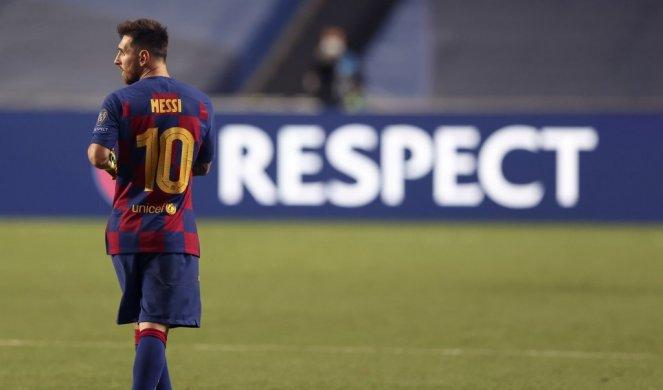 MESI JE PONOVO MNOGO LJUT! Leo ispljuvao čelnike Barse zbog Suareza!