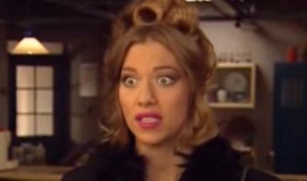 KAO SAV NORMALAN SVET! Glumica BRANKA KATIĆ oduševila BEOGRAĐANE, svi su gledali u nju! (FOTO)