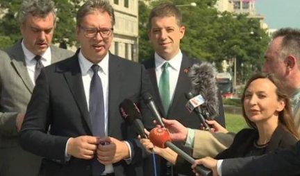 STRAHOVITO VAŽNA VEST! Vučić otkrio o čemu pregovara u Vašingtonu: AKO USPEMO, BIĆEMO JEDINI NA BALKANU!