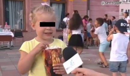 DEČJI BISERI! Jeste li čuli za devojčicu s kokicama? MALI SLATKI BUKVALISTA! (HIT VIDEO)