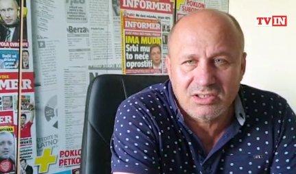 EKSKLUZIVNO! General policije progovorio o SKANDALU sa pevačicom - ŽENO, DECO, OPROSTITE MI LJUPKU! (VIDEO)