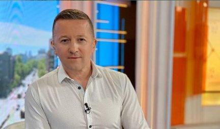 Srđanu Predojeviću ZABRANJEN ULAZ NA TV PRVA! Najavio JUTARNJI PROGRAM, došao u zgradu, a onda su ga VRATILI (FOTO)