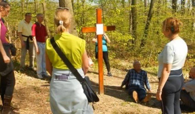 Dolaze sa svih strana JER VERUJU U SILU IKONE I KRSTA! Smešteni usred šume, SOFIJINI IZVORI bude nadu za OZDRAVLJENJE! (FOTO)