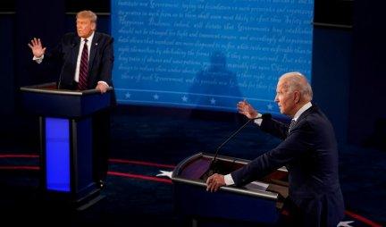 TRAMP I BAJDEN SE PRVI PUT SLOŽILI! Oko ovoga su dva predsednička kandidata saglasni!