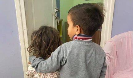 Slika sestre i brata iz Beograda koji se ne razdvajaju rasplakala je Srbiju: Život im je zadao najteži udarac, ali je njihova ljubav ostala čvrsta