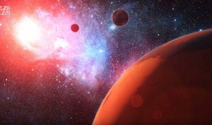 (VIDEO) NAUČNICI U ŠOKU - SNIMILI EGZOPLANETU! Isplivao snimak planete udaljene od Zemlje 63 svetlosne godine