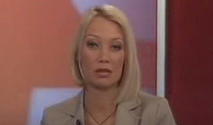 KAKVA ISPALA! Voditeljka DNEVNIKA imala neviđeni PEH - internet EKSPLODIRAO, svi šeruju! Pogledajte ZAŠTO (VIDEO)