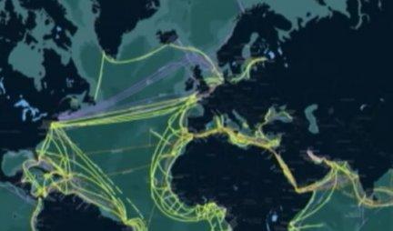 NATO U STRAHU OD RUSKE SABOTAŽE ISPOD ATLANTIKA! Sve oči uprte u Putinove podmornice, podvodni kablovi koji prenose VOJNE INFORMACIJE mogli bi biti prisluškivani, ali to i nije najgore što se može dogoditi! (VIDEO)