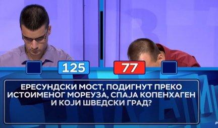 (VIDEO) ŠOK U SLAGALICI Cela Srbija se pita: Šta to RADI OVAJ TAKMIČAR?!