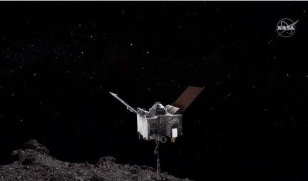INCIDENT U SVEMIRU! NASA je spustila sondu na asteroid Benu i sakupila uzorke tla, međutim, dogodilo se NEŠTO NEOČEKIVANO! (VIDEO)