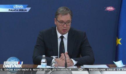 (VIDEO) DANAS JE UBEDLJIVO NAJGORI DAN! Vučić se obratio GRAĐANIMA SRBIJE!